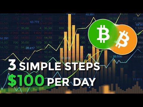 3 Simple Steps To Make $100 A Day Trading Cryptocurrency | Cryptocurrency Trading Guide In 2019