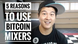 5 Reasons to Use Bitcoin Mixers – Maybe Yen.io will Do This…