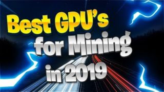 Best GPU's for Mining in 2019 and Beyond! | ProgPow | Ethereum | RVN | Zcoin | Grin |ASIC Resistance