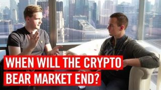 Bitcoin Crypto Expert Shares His Predictions For 2019 & 2020 (Ivan On Tech Interview)