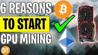✅6 Reasons To Start GPU Mining In 2019 [ETH, XMR, ETC, RVN]