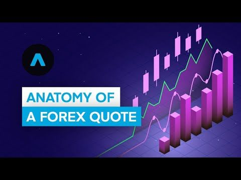 Forex Trading For Beginners: The Anatomy of a Forex Quote