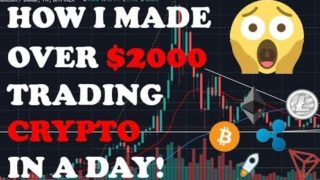 How I Made $2000 in a Day Trading Cryptocurrency