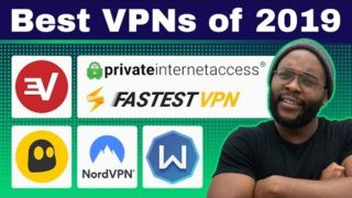 The Best VPNs of 2019