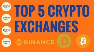 Top 5 Crypto Coin EXCHANGES – Best Out There Today!