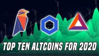 Top Ten Coins To Watch In 2020