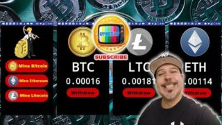 ANDROID CLOUD MINER APP 2019 – Get Free Bitcoin, Litecoin, And Ethereum Daily
