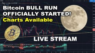 Bitcoin BULL RUN OFFICIALLY STARTED! no bears allowed! watch the PUMP! BTC TA