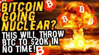 BITCOIN GOING NUCLEAR? Why A BTC ROCKET Like NOTHING EVER SEEN Will THROW BTC To $20K In NO TIME!