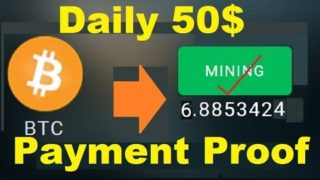 New Free Bitcoin Cloud Mining Site 2019 | Top 3 free Bitcoin Mining Sites 2019 | Live Payment Proof