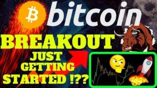 🔥 BITCOIN BREAKOUT JUST GETTING STARTED !??🔥btc ltc price prediction, analysis, news, trading