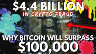 WHY THE BITCOIN PRICE WILL SURGE! $4.4B in Crypto Scams | UpBit ETH Hack Funds Moving | Bitcoin News