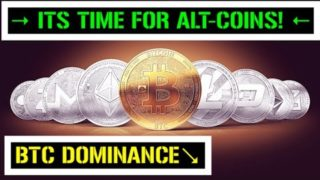 Time to Buy Alt-Coins??? Bitcoin Bull Market COMING SOON!!!