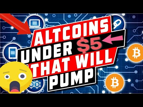 TOP 5 ALTCOINS TO BUY UNDER $5 | Best Cryptocurrency To Buy & Invest In 2020