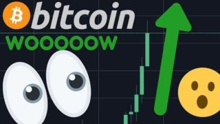 INSAANE!!!! BITCOIN IS BREAKING UP RIGHT NOW!!!! | HUGE BUY SIGNAL!!!!!!!!!!!