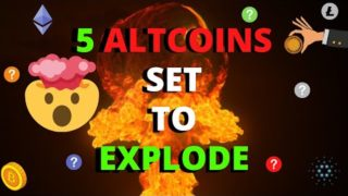 5 Altcoins That Will EXPLODE In 2020/2021