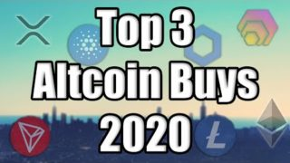Top 3 Altcoins Set To Explode in 2020 | Best Cryptocurrency Investments 2020 June