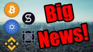 Big Things are Happening with Cryptocurrency in August 2020! | Bitcoin, Cardano, Synthetix & MORE!