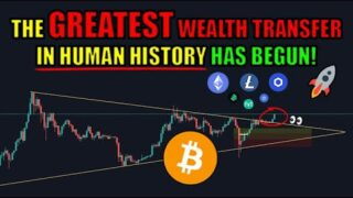 In The Next 1, 2, 3+ Years Crypto MILLIONAIRES Will Be Made! GREATEST Wealth Transfer In History!
