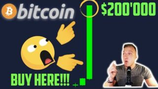 PUMPING!!!!!!!!! BITCOIN JUST CONFIRMED THE $200'000 RUN!! [here is next crazy target..]