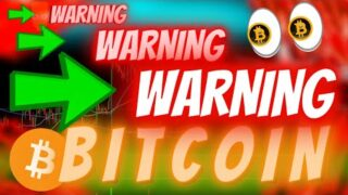BITCOIN ABOUT TO CLIMAX?!! – *DO NOT* IGNORE THESE SIGNS! (Alts Will Be HEAVILY Affected By This…)