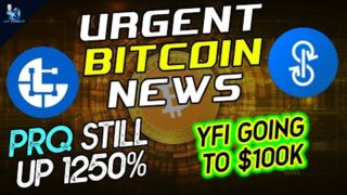 YFI coin: headed to $100K | Bitcoin price HELD BACK by stimulus package | INCREASE YOUR GAINS 100%